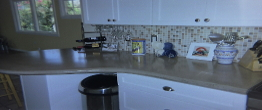 Diamond Polished Concrete Countertops
